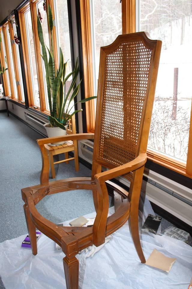 Joyce's Chair